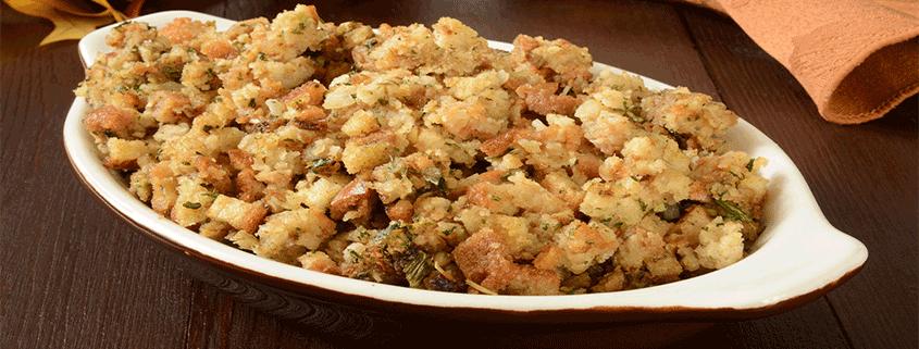 andouille sausage stuffing recipe